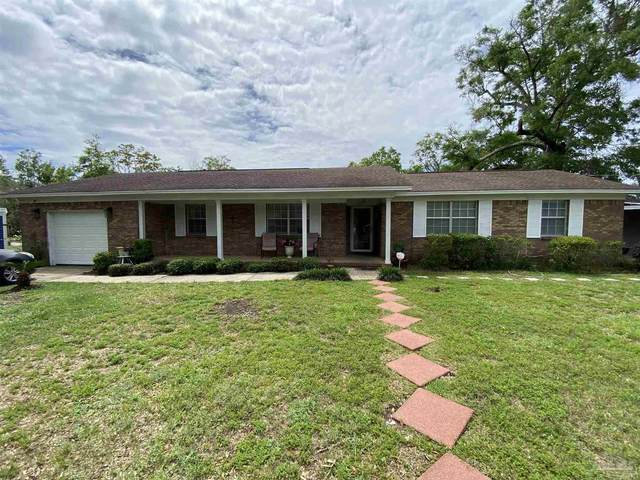 2301 N 16TH AVE, Pensacola, FL 32503 (MLS #588130) :: Connell & Company Realty, Inc.