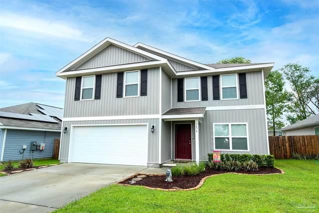 7474 Steeplechase Blvd, Pensacola, FL 32526 (MLS #588132) :: Coldwell Banker Coastal Realty