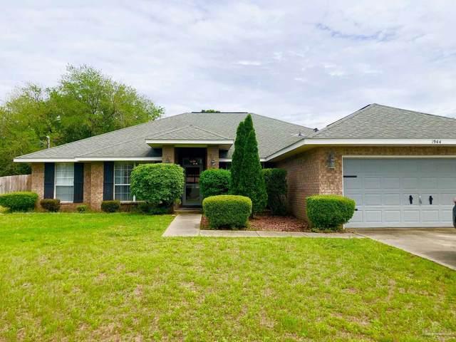 1944 Seahawk Ln, Navarre, FL 32566 (MLS #588136) :: Vacasa Real Estate