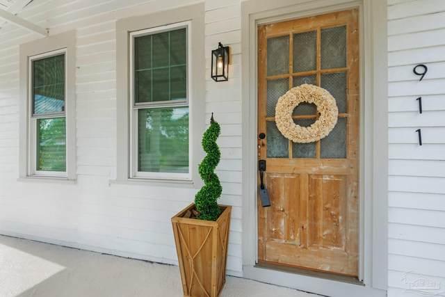 911 W La Rua St, Pensacola, FL 32501 (MLS #588330) :: Coldwell Banker Coastal Realty