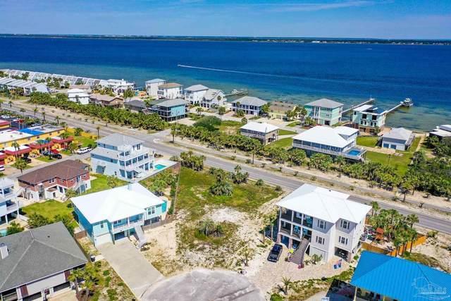 8 Ensenada Quatro, Pensacola Beach, FL 32561 (MLS #589007) :: Levin Rinke Realty