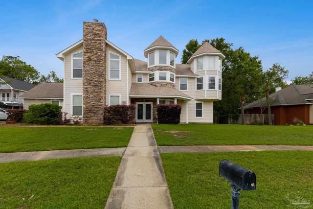 906 Bucyrus Ln, Cantonment, FL 32533 (MLS #589114) :: Coldwell Banker Coastal Realty
