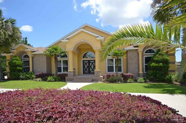3641 Laurel Lee Blvd, Pace, FL 32571 (MLS #589176) :: Coldwell Banker Coastal Realty