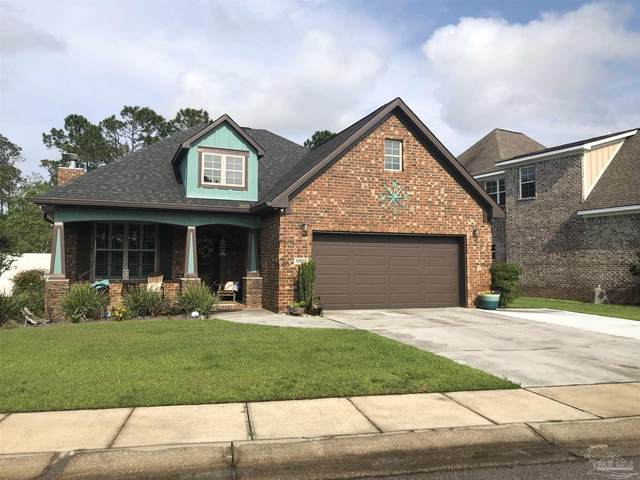 12813 Island Spirit Dr, Pensacola, FL 32506 (MLS #589319) :: The Kathy Justice Team - Better Homes and Gardens Real Estate Main Street Properties