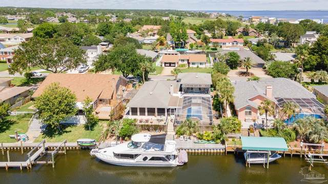 1135 Seabreeze Ln, Gulf Breeze, FL 32563 (MLS #589752) :: Connell & Company Realty, Inc.