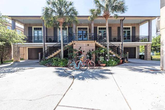 4640 Smokey Rd, Gulf Breeze, FL 32563 (MLS #589792) :: Connell & Company Realty, Inc.