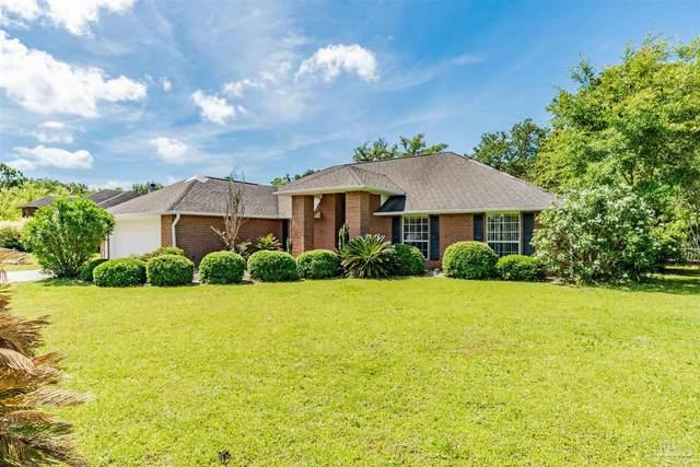 5961 Moors Oaks Dr, Milton, FL 32583 (MLS #590217) :: Levin Rinke Realty