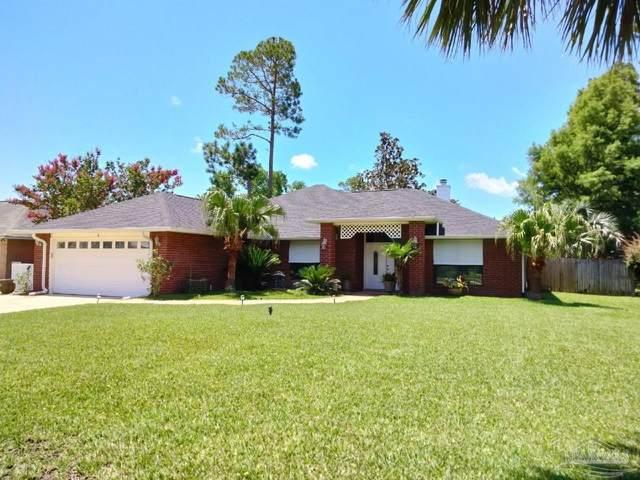 4 Arapaho Dr, Pensacola, FL 32507 (MLS #590463) :: Crye-Leike Gulf Coast Real Estate & Vacation Rentals