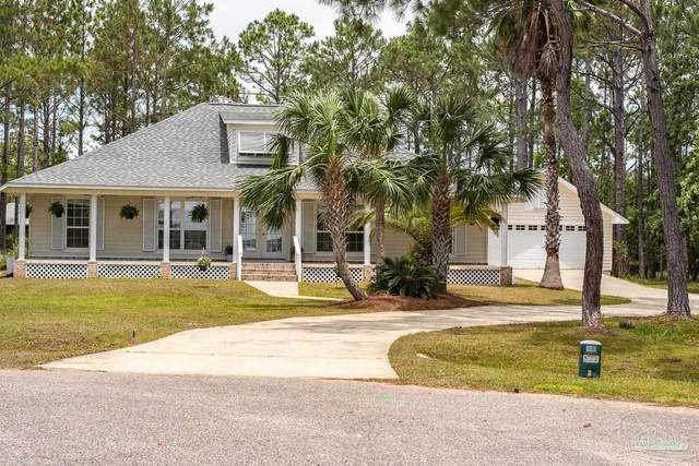 6332 Oyster Bay Ct, Milton, FL 32583 (MLS #590501) :: Connell & Company Realty, Inc.