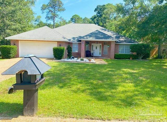 4704 Henry Wilson Creek Dri, Milton, FL 32583 (MLS #590652) :: Connell & Company Realty, Inc.