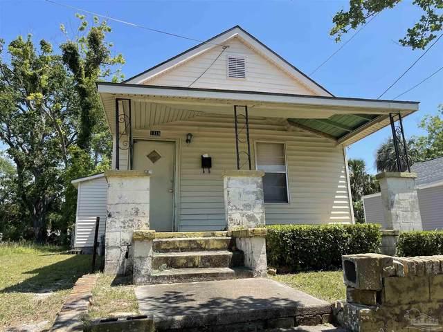 1316 W La Rua St, Pensacola, FL 32501 (MLS #590853) :: Connell & Company Realty, Inc.