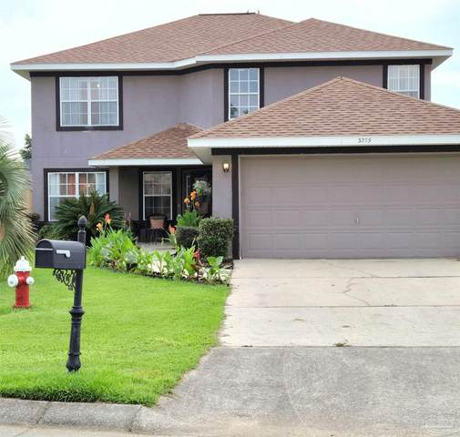 3259 Wasatch Range Loop, Pensacola, FL 32526 (MLS #591039) :: Connell & Company Realty, Inc.