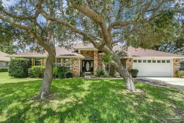5109 Mandavilla Blvd, Gulf Breeze, FL 32563 (MLS #591042) :: Connell & Company Realty, Inc.