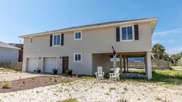 1010 Via Deluna Dr, Pensacola Beach, FL 32561 (MLS #591333) :: Connell & Company Realty, Inc.