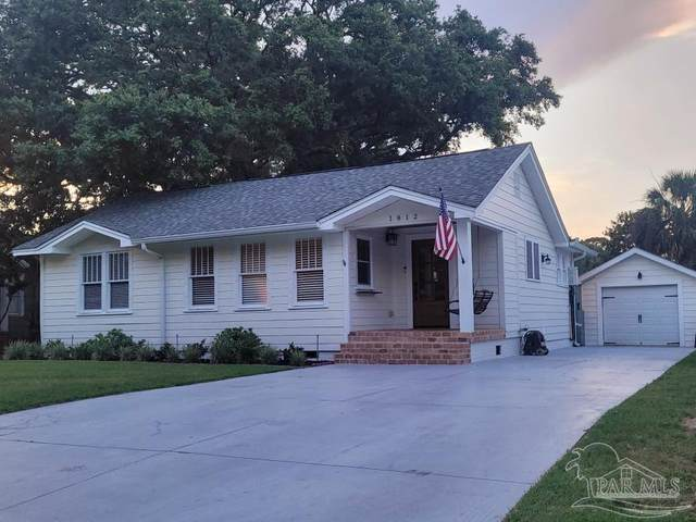 1812 Mallory St, Pensacola, FL 32503 (MLS #591402) :: The Kathy Justice Team - Better Homes and Gardens Real Estate Main Street Properties