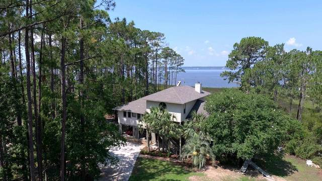 4508 Fishermans Point Dr, Milton, FL 32583 (MLS #591760) :: Crye-Leike Gulf Coast Real Estate & Vacation Rentals