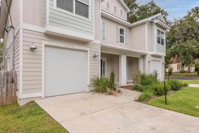 1123 N Devilliers, Pensacola, FL 32501 (MLS #591838) :: Vacasa Real Estate