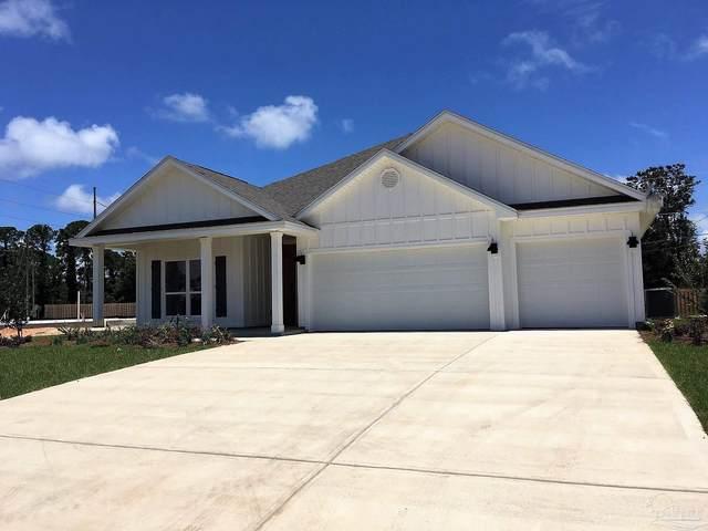 1615 Amaya Ln, Gulf Breeze, FL 32563 (MLS #591847) :: Connell & Company Realty, Inc.