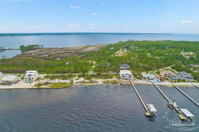 5307 North Shore Rd, Perdido Key, FL 32507 (MLS #592681) :: Crye-Leike Gulf Coast Real Estate & Vacation Rentals