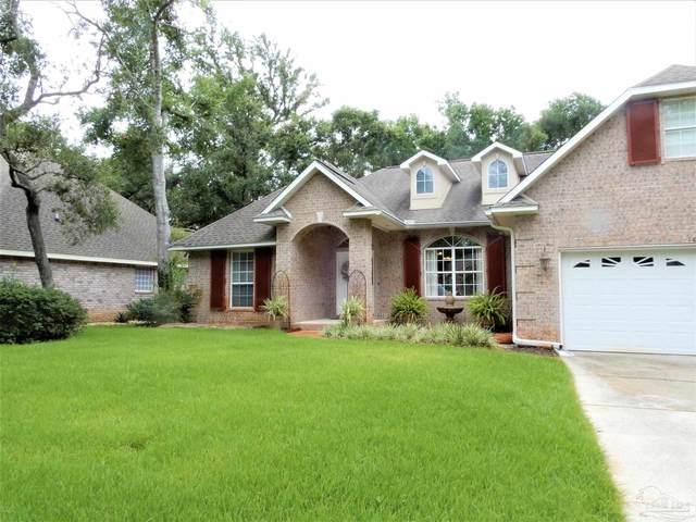 10367 Foggy Bottom Rd, Pensacola, FL 32507 (MLS #592969) :: Crye-Leike Gulf Coast Real Estate & Vacation Rentals