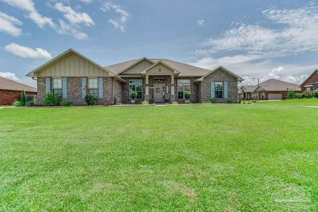 2967 Carrington Lakes Blvd, Cantonment, FL 32533 (MLS #593136) :: Crye-Leike Gulf Coast Real Estate & Vacation Rentals
