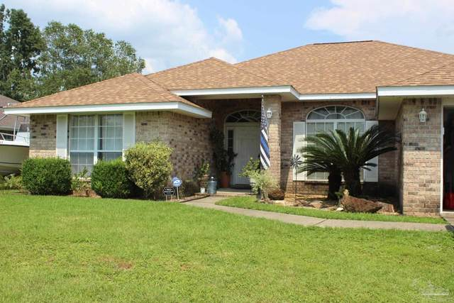 3704 Berrypatch Ln., Pace, FL 32571 (MLS #593151) :: Connell & Company Realty, Inc.