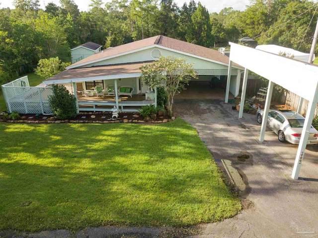 4613 Riley Rd, Milton, FL 32583 (MLS #593299) :: Coldwell Banker Coastal Realty