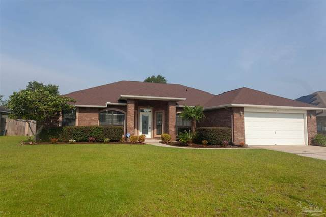 4755 Pierce Ln, Pace, FL 32571 (MLS #593414) :: Connell & Company Realty, Inc.