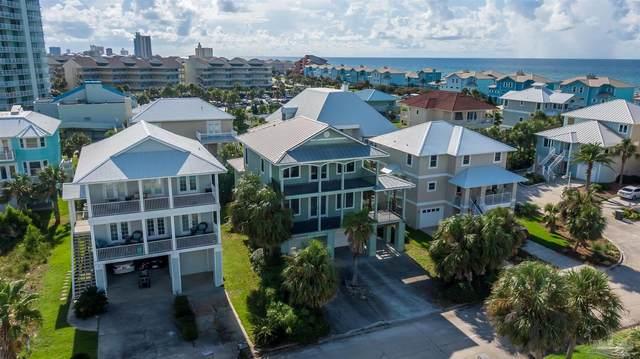 15 E Galvez Ct, Pensacola Beach, FL 32561 (MLS #593452) :: Crye-Leike Gulf Coast Real Estate & Vacation Rentals