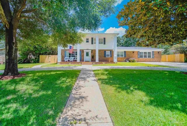 2270 Dupont Dr, Pensacola, FL 32503 (MLS #593635) :: Crye-Leike Gulf Coast Real Estate & Vacation Rentals