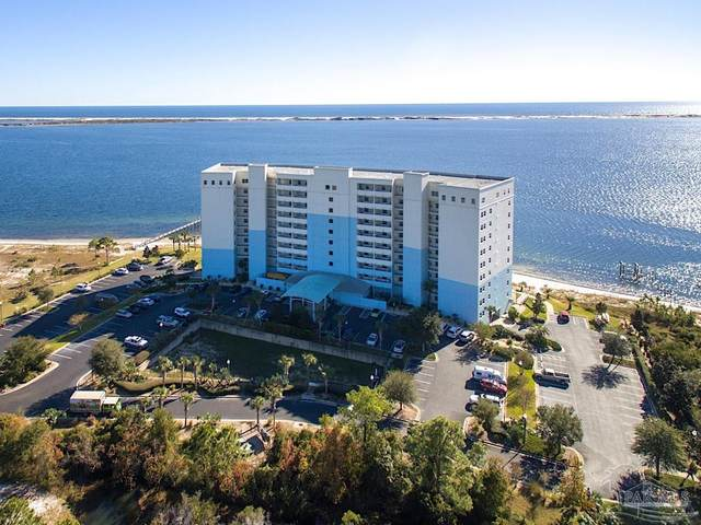 154 Ethel Wingate Dr #702, Pensacola, FL 32507 (MLS #593837) :: Connell & Company Realty, Inc.