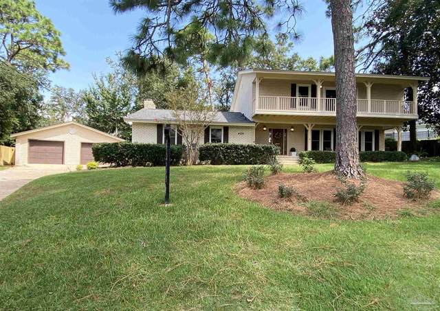 4070 Ashmore Pl, Pensacola, FL 32503 (MLS #593841) :: Connell & Company Realty, Inc.