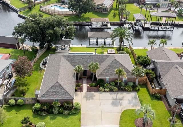 934 Aquamarine Dr, Gulf Breeze, FL 32563 (MLS #594063) :: Levin Rinke Realty