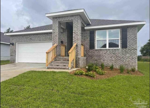 5820 Guinevere Ln, Milton, FL 32583 (MLS #594069) :: Connell & Company Realty, Inc.
