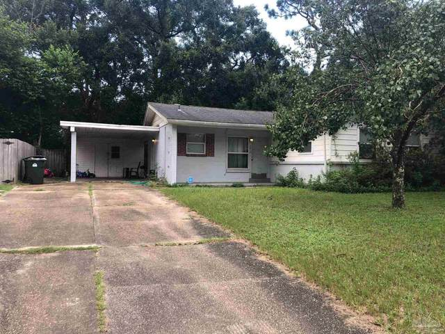 4516 E Montclair Rd, Pensacola, FL 32505 (MLS #594234) :: Connell & Company Realty, Inc.