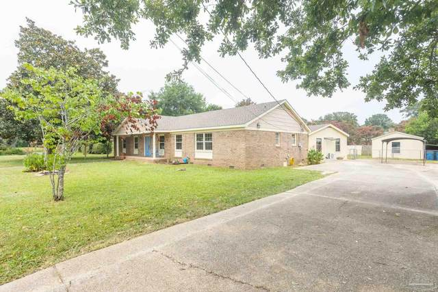 103 Pinetree Dr, Gulf Breeze, FL 32561 (MLS #594474) :: Levin Rinke Realty