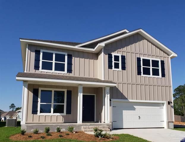 3351 Southwind Dr, Gulf Breeze, FL 32563 (MLS #595030) :: Levin Rinke Realty