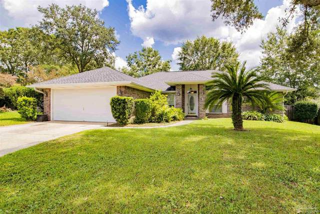 1480 Shorebird Ter, Cantonment, FL 32533 (MLS #595148) :: Connell & Company Realty, Inc.