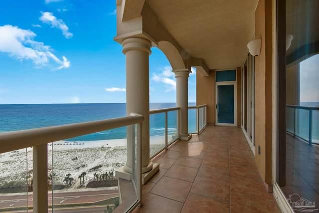 1 Portofino Dr #1409, Pensacola Beach, FL 32561 (MLS #595230) :: Levin Rinke Realty