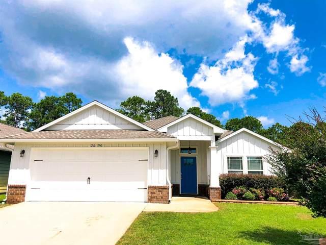 2690 Hartman Ct, Navarre, FL 32566 (MLS #595724) :: Connell & Company Realty, Inc.