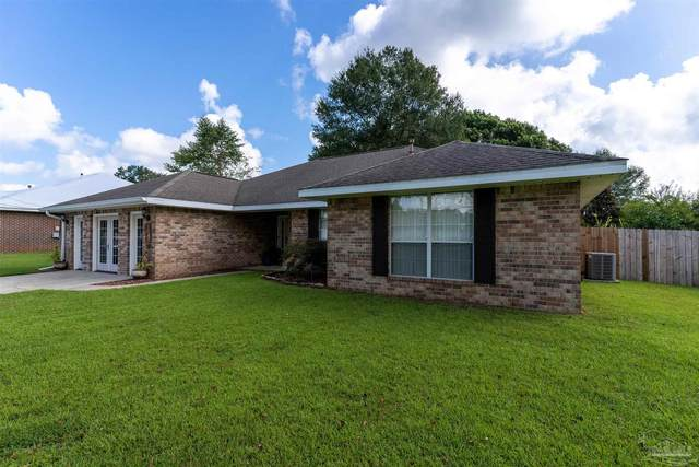 1282 Tate Rd, Cantonment, FL 32533 (MLS #595734) :: Connell & Company Realty, Inc.