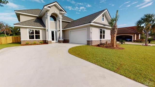 2144 Palmetto Lake Dr, Navarre, FL 32566 (MLS #596922) :: Connell & Company Realty, Inc.