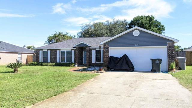 519 Batten Blvd, Pensacola, FL 32507 (MLS #597295) :: Connell & Company Realty, Inc.