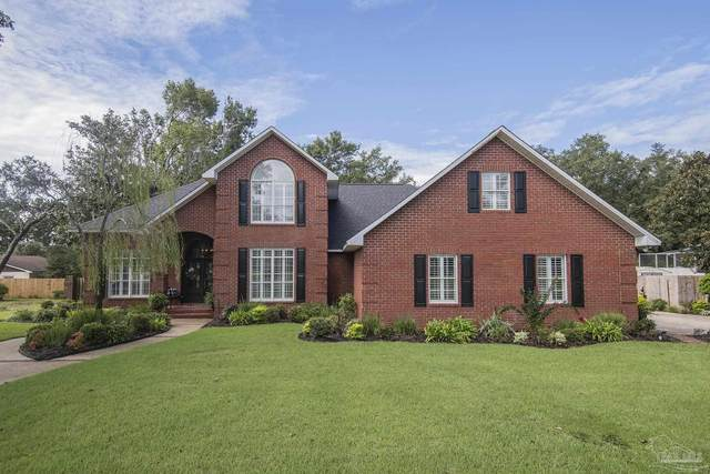 3421 Oakmont Dr, Pensacola, FL 32503 (MLS #597383) :: Connell & Company Realty, Inc.
