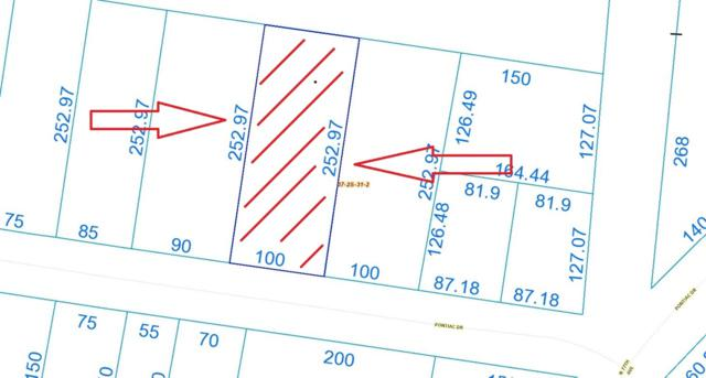 7700 BLOCK Pontiac Dr, Pensacola, FL 32506 (MLS #451867) :: Coldwell Banker Coastal Realty