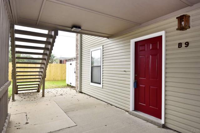 7171 N 9TH AVE B-9, Pensacola, FL 32504 (MLS #530513) :: Coldwell Banker Seaside Realty
