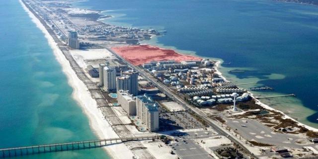 0 Gulf Blvd, Navarre Beach, FL 32566 (MLS #541725) :: Vacasa Real Estate