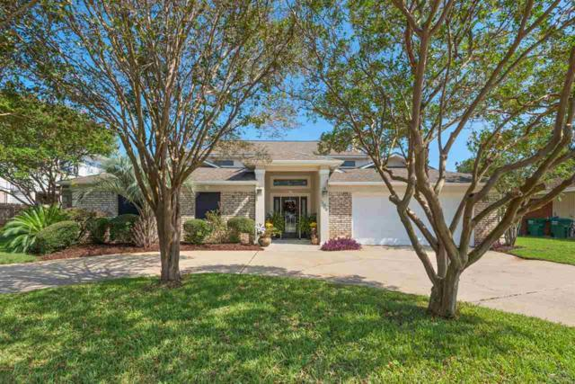 1156 Bayview Ln, Gulf Breeze, FL 32563 (MLS #543341) :: ResortQuest Real Estate