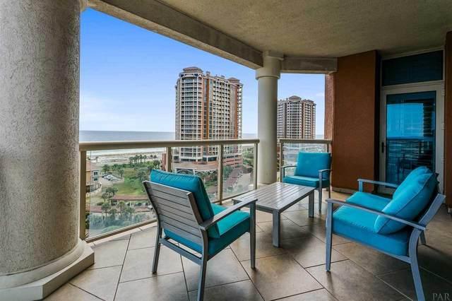 2 Portofino Dr #1004, Pensacola Beach, FL 32561 (MLS #560643) :: Levin Rinke Realty