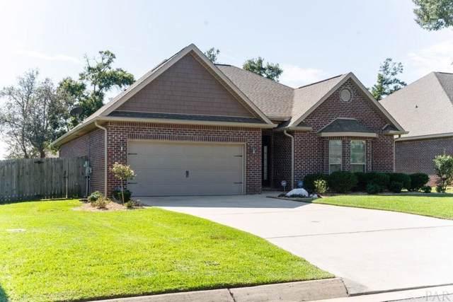 5936 Rustic Ridge Cir, Milton, FL 32570 (MLS #562972) :: ResortQuest Real Estate